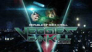 Cyber ​​killer - Republic Of Rock n roll