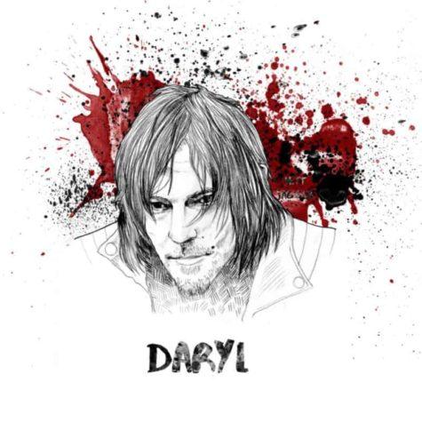 Daryl Dixon von Jett Jagger
