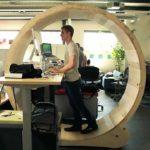 Das Hamsterrad fürs Büro