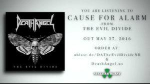 DBD: Cause For Alarm - Death Angel