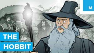 The Hobbit i mindre än tre minuter