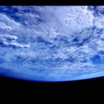 The Earth, filmed from space in 4K