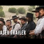 The Magnificent Seven 2016 – Aanhangwagen