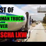 De fleste forbannelser av lastebilsjåførene Sascha