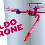 consolador de aviones no tripulados