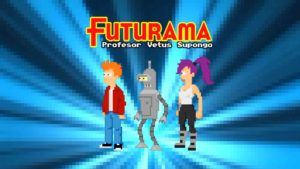 Fanmade Futurama Adventure Game