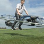Flying Hoverbike
