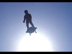 Flyboard Air: Hoverboard fliegt bis zu 150 km/h