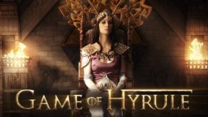 Game of Hyrule: Zelda / Game of Thrones Mashup Fan-Film