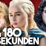 """Game Of Thrones"" Squadrone 5: Riassunto in 180 Secondo"