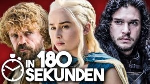 """Game of Thrones"" Smaldeel 5: Samenvatting in 180 Tweede"