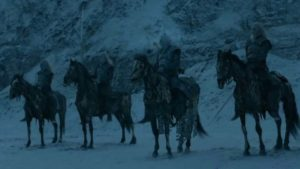 """Game of Thrones"" Escadron 6: Mega-remorque et Sneak Peek"