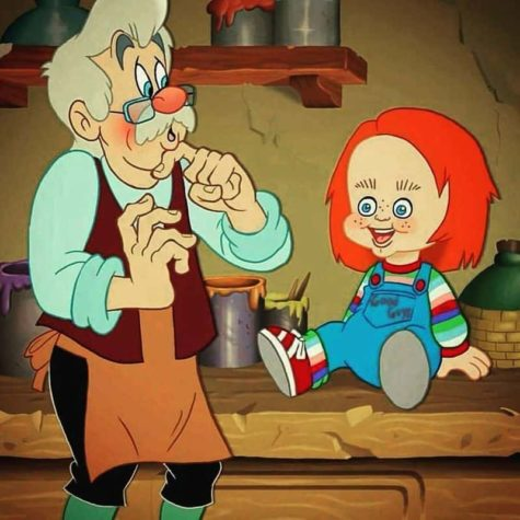 Geppetto and the Good Guy