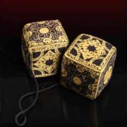 Hellraiser Plush Dice