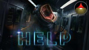 Aiuto: 360° interattivo Alien Breve