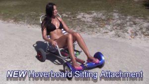 Hoverboard med voksende og plutselig alt er fornuftig!