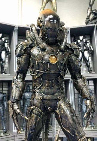 Iron Man Alien Xenomorph