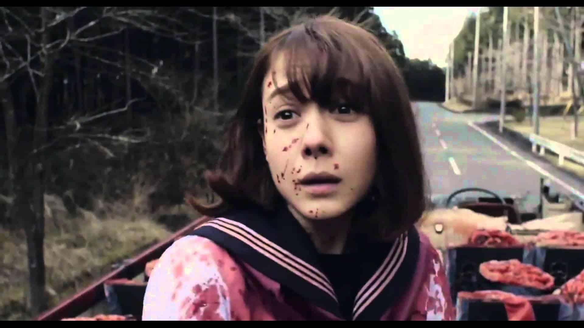 Tag Japan: Japanischer Horrorfilm TAG/リアル鬼ごっこ (Riaru Onigokko
