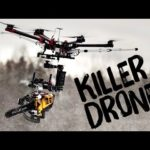 Killer Drone: The flying Chainsaw