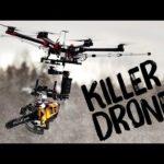 Killer-Drohne: Die fliegende Kettensäge