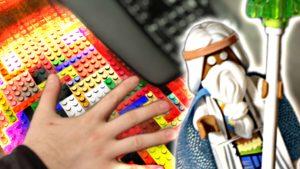 Lego Superkräfte