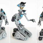 Roboter Johnny Five könnte bald als offizielles Lego-Set rauskommen