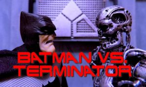 Nach Superman: Batman vs. Terminator