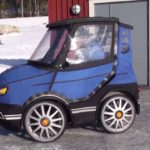PodRide: The bicycle car