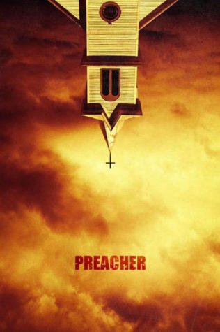 Predikant - Affisch