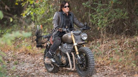 Ride med Norman Reedus: Promo video og information om den nye serie