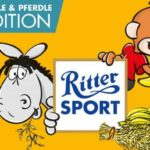 Pferdle and Äffle Ritter Sport
