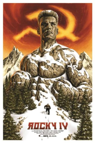 Rocky IV by Jason Edmiston