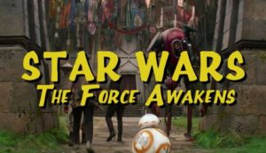 Star Wars -The Force Awakens als 90er Sitcom Intro
