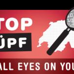 Petizione contro la legge di sorveglianza riveduta LSCPT