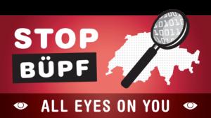 Unterschriftensammlung gegen das revidierte Überwachungsgesetz BÜPF