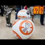 Słodki BB-8 Transformer Cosplay