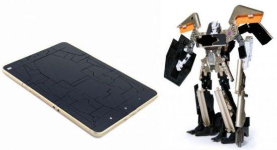 Tablet transformador