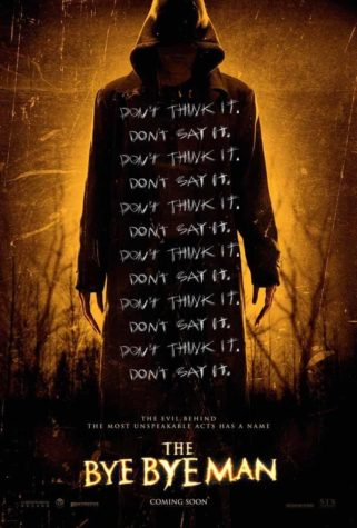 The Bye Bye Man - Poster and Trailer