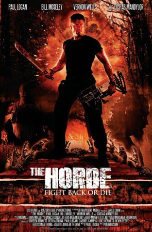 The Horde (2016) - Poster