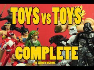 Toys vs. Toys