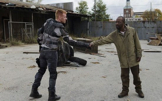 """The Walking Dead"": Prima spoiler per la stagione 7"