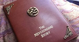The Neverending Story als Case voor Tablet