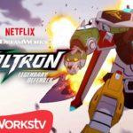 Voltron pela Netflix