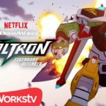 Voltron by Netflix
