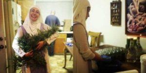 Nonnen bauen Weed an