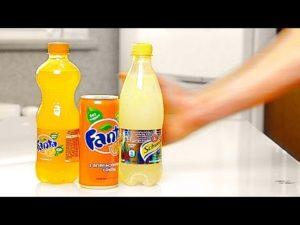 Wie man aus einer Orange zwei Liter Saft macht