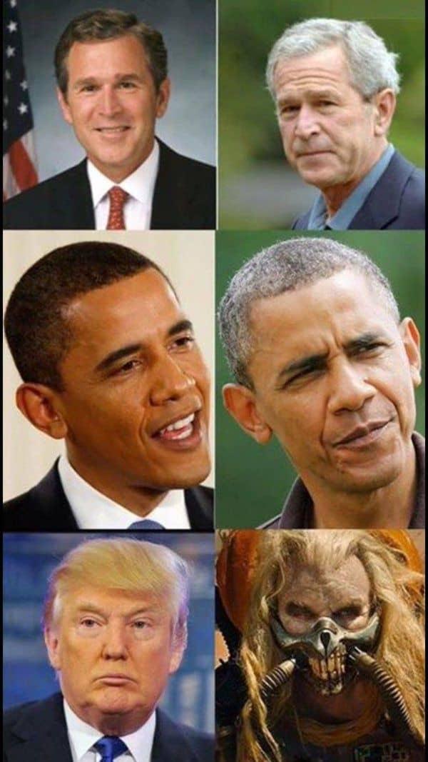 Som aldrende president