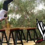 Wrestlemania @ Home: Hilarious skille Bude