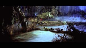 94 Minutes in the swamp on Dagobah