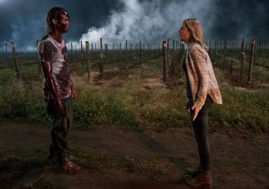 "Vorschau & quot; Fear de Walking Dead"" Smaldeel 2, Aflevering 7, Midseason-Finale - Promo und Sneak Peek"